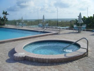 Heated Spa - Indian Rocks Beach condo vacation rental photo