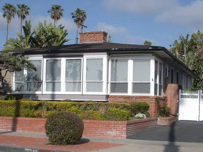 La Jolla cottage rental - .