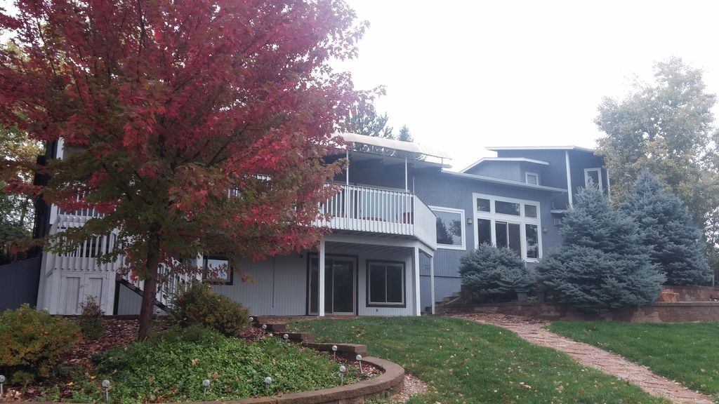Sprawling loveland home with beautiful vrbo for Loveland co cabin rentals