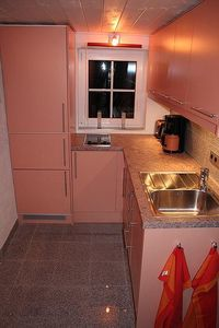 Object 1) Guest house kitchen
