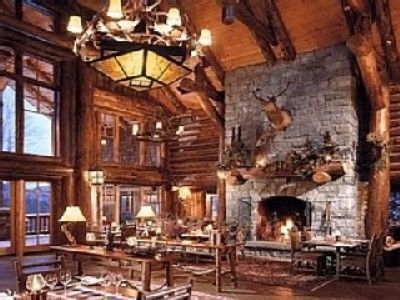 Whiteface Lodge's Dining Room
