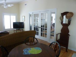 Seabrook Island cottage photo - Sunroom