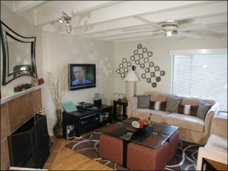 Tahoe Valley condo photo - Spacious Living Room