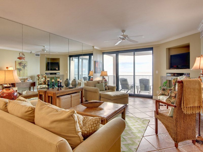 two bedroom beachfront condo in orange beach great view amenities