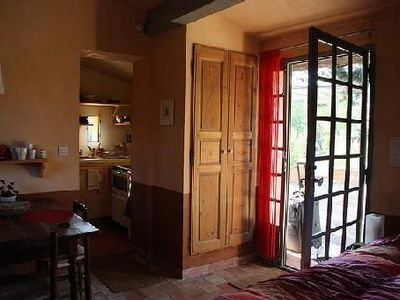 A small genuine and Provencal castle at the foot of the Saint-Victoire Mountain