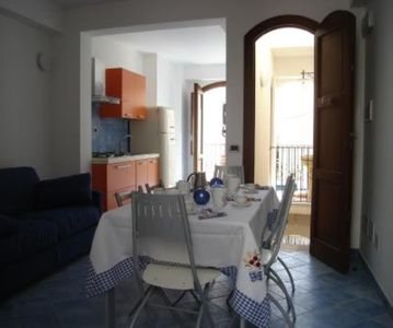 A brand new, stylish and beautifully finished apartment located in the old town centre of Favignana.