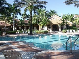 North Naples condo photo - Pool and clubhouse