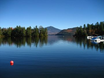 The Incomparable Canoe Club, About A Half Mile From Whiteface Lodge