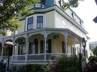 Cape May house photo - Victorian Beach House
