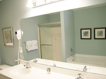 Master Bathroom Downstairs!