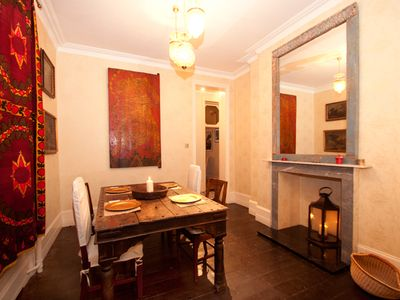 Knightsbridge apartment rental