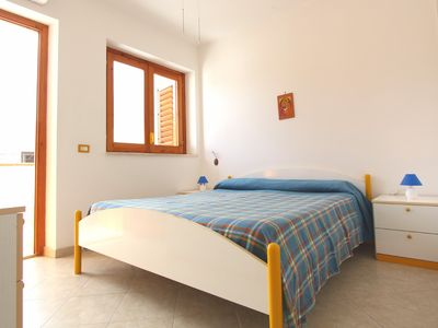 San Vito lo Capo apartment rental - THE DOUBLE BEDROOM WITH AIR CONDITIONING