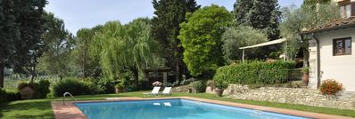4 Bedroom, Holiday Villa In Rignano Sull Arno, Firenze Area, Tuscany, Italy