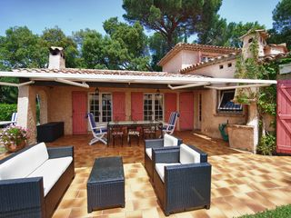 Sainte-Maxime villa photo - Swimming Pool
