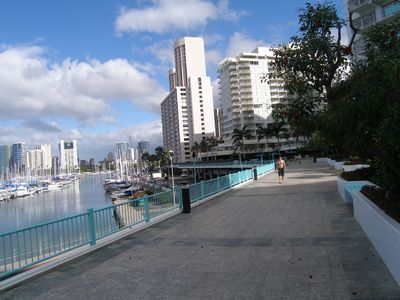 Waikiki condo rental - Beautiful weather every day !