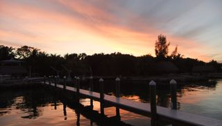 Key Largo house photo - Romantic Sunset on the Bay