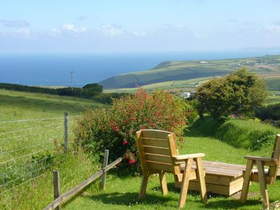 Converted Character Barn and Cottage In Boscastle With Countyside And Sea Views - Little Pol Sleeps 2 (1 Bedroom)