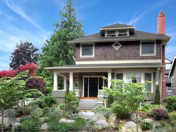 Central District house rental - Classic Seattle Home