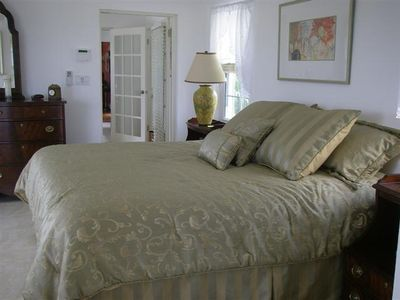 Bermuda villa rental - Master Bedroom