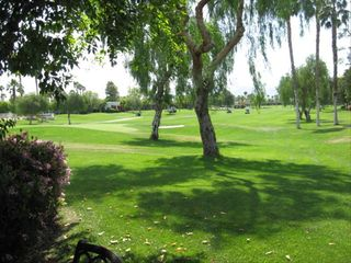 Cathedral City condo photo - View of the 4th Green.