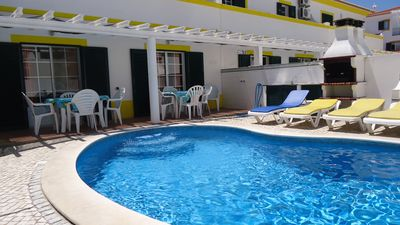 House v-4 in the fully equipped Altura beach for vacation beach & pool