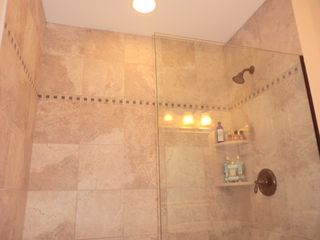 Harvey Cedars house photo - .new master bath