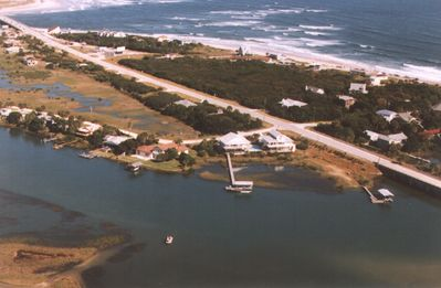 Aerial view of Summer Haven, the best kept secret in Florida.