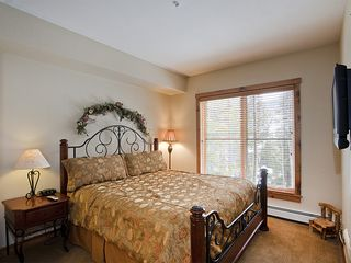 Keystone condo photo - Master Bedroom overlooking the River!