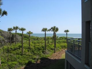 View from the deck - true paradise! - Kiawah Island villa vacation rental photo