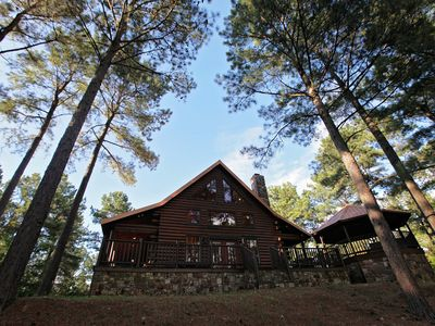 3br cabin vacation rental in broken bow oklahoma 40113 for Vacation cabin rentals in oklahoma