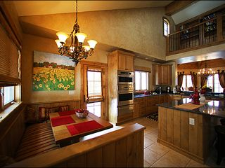 Baldy Mountain Breckenridge house photo - Kitchen with All New High End Appliances, Granite Countertops