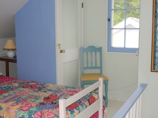 Holland cottage photo - One of the upstairs lofts (bedding not included)