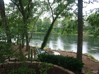 Branson house photo - Fire Pit by lake