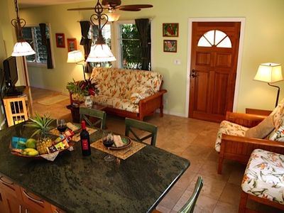 Kailua cottage rental - E Komo Mai (Welcome)