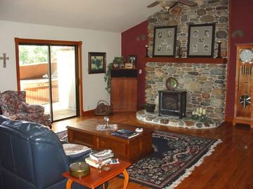 Lake of the Pines house rental - Living Room