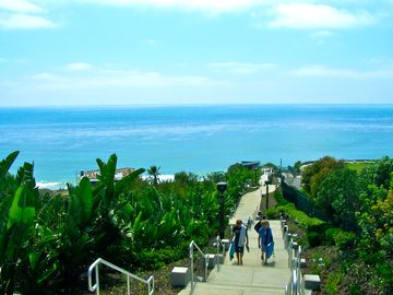 North Stairs to Dana Strand Beach
