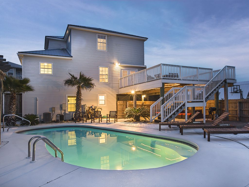 Sandpiper Private Pool Scenic 30a Property Vrbo