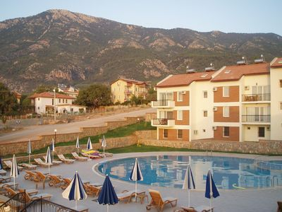 Luxury Family Apartment in the Popular Olu Deniz Area.