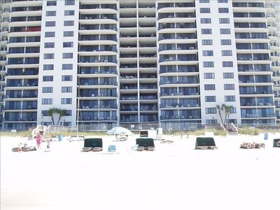 Beach view of Watercrest