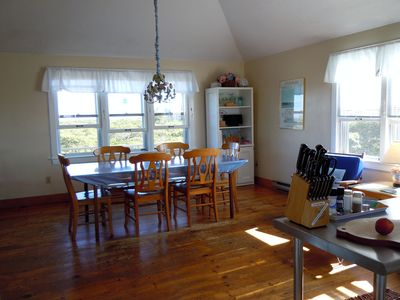 View of Dining Room From Kitchen