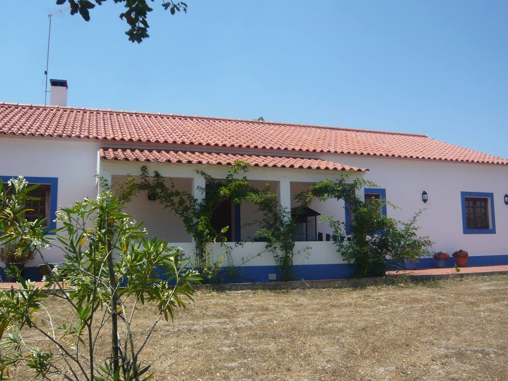 Cozy cottage with private pool in a property with 7,5ha - Alentejo - maison