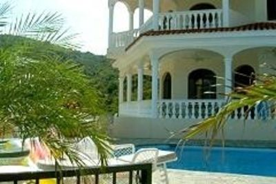 Villa Playamor, Luxury fully staffed beach villa including cook