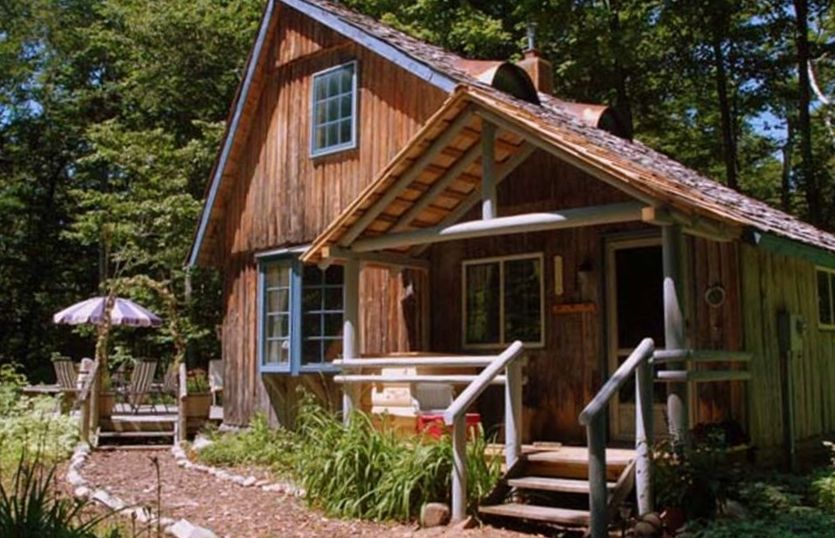 Secluded Log Cabin In The Woods Vrbo