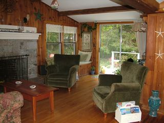 Cape Elizabeth cottage photo - comfortable living space