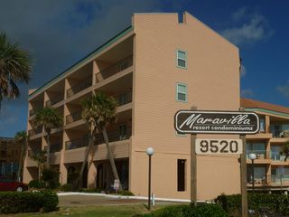 Galveston condo photo - Maravilla is conveniently located on 9529 Seawall Blvd in Galveston