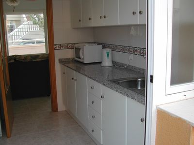 Los Alcazares apartment rental