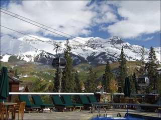Mountain Village condo photo - Fabulous Views from Lodge and Select Rooms of Gondola and Across Telluride Valley