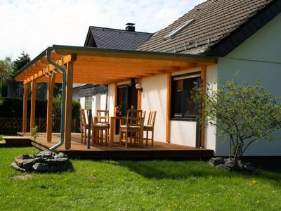 Because of the large garden very suitable for families with pets