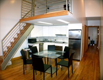 SoHo apartment rental - Kitchen Area