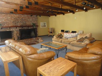 clubhouse includes fireplace pit, kitchen, bar, sauna, game room, pool & hot tub